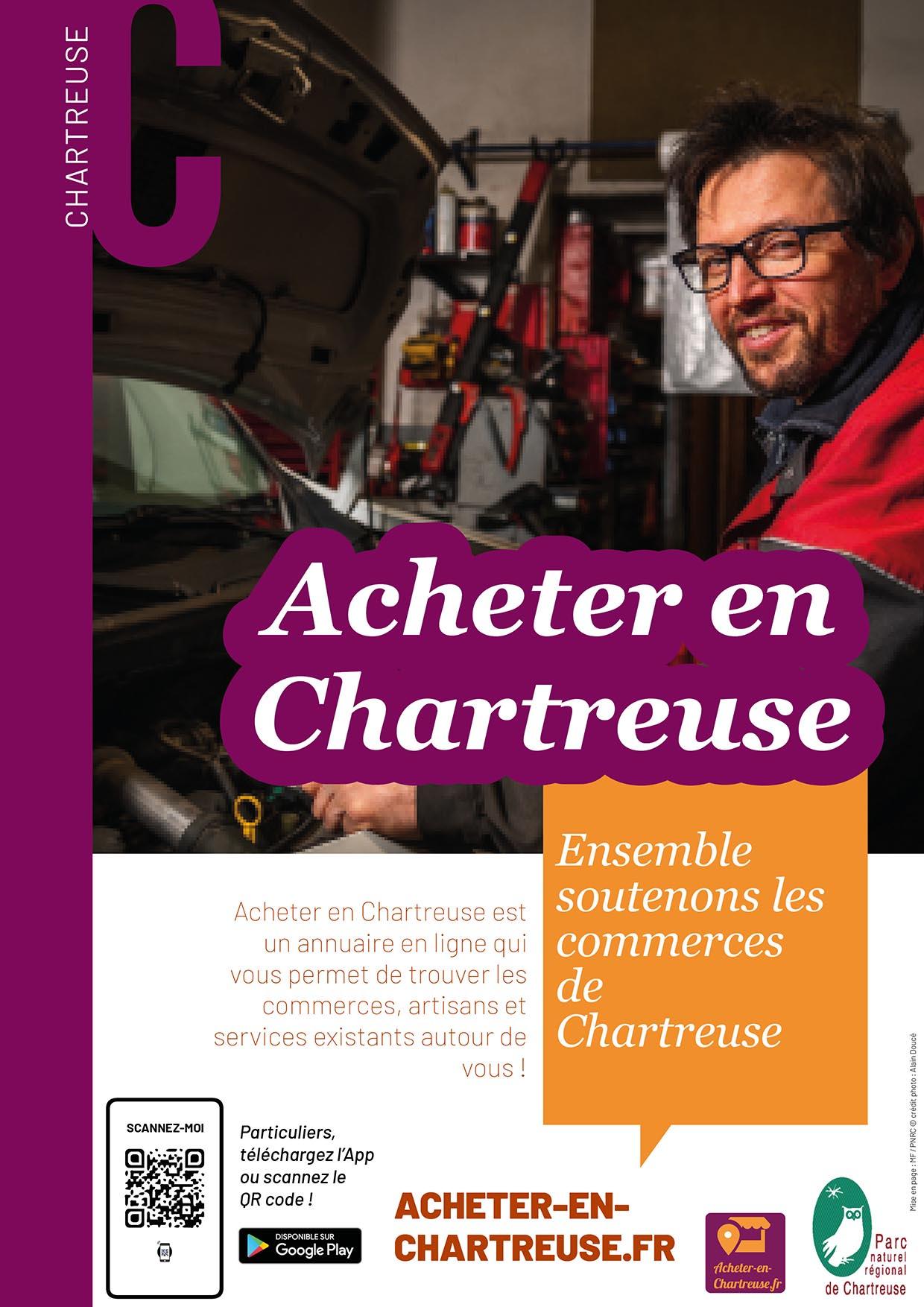 ACHETER_en_Chartreuse_affiche